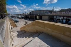 Pierre Naturelle Conseil réalisation Port de la Conférence à Paris (5)