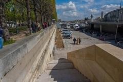 Pierre Naturelle Conseil réalisation Port de la Conférence à Paris (6)